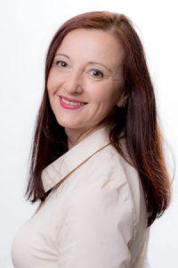 Werbetexterin Sabine Fröhlich